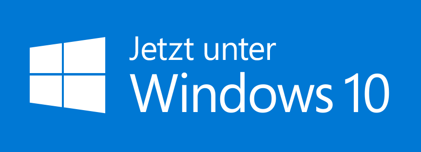 Windows 10 Badge